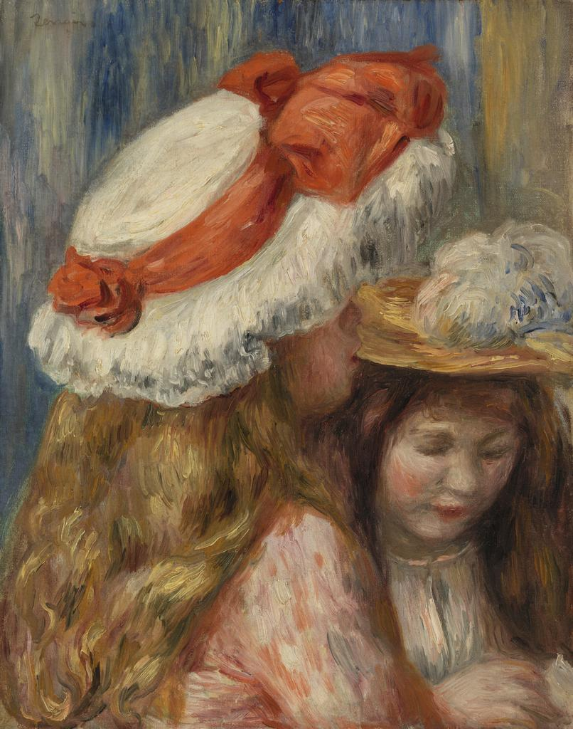 Women with hat 3